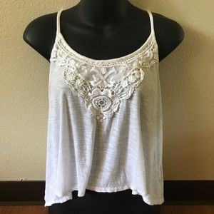 AMERICAN RAG WHITE TOP